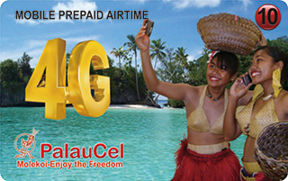 Mobile Prepaid Airtime Card